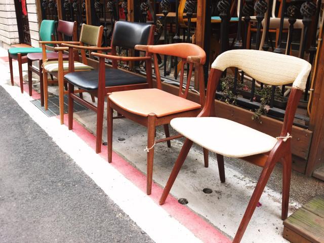 餐椅排排站2